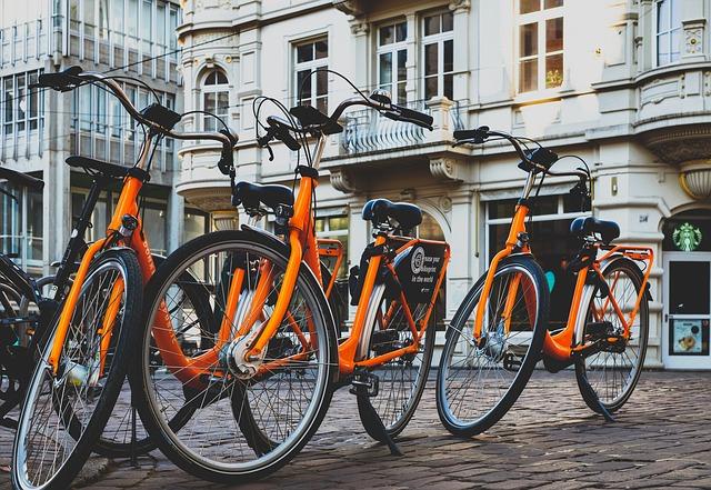 porte vélo vélos électriques